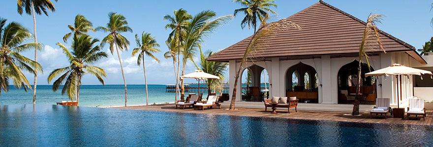 Hôtels à Zanzibar